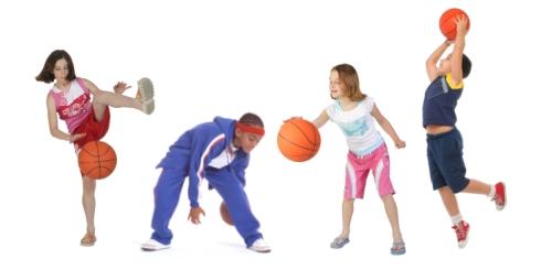 Beginning Basketball Clinic